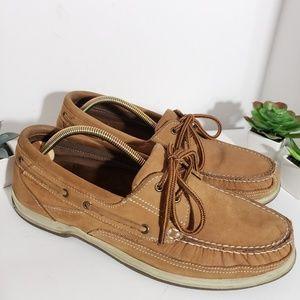 Dr. Scholls Bay Side Boat Shoe Loafer 12M